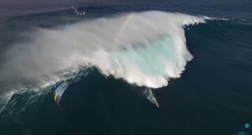 Extreme Kiteboarding