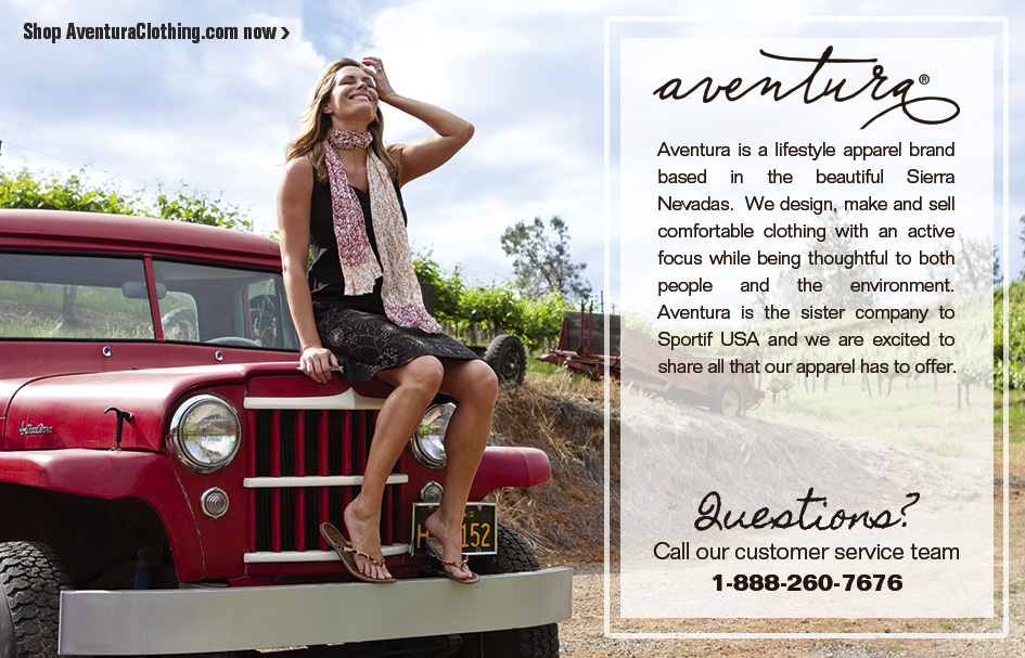 Aventura Clothing
