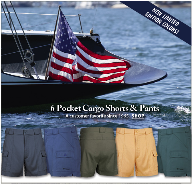 Shop 6 Pocket Cargo