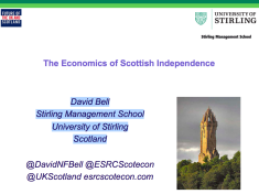 The Economics of Scottish Independence