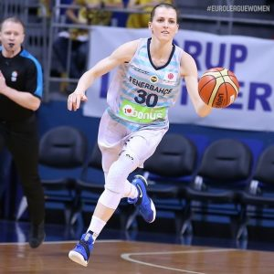 A double-double of 13pts & 13reb from Anastasiya Verameyenka and 17pts from @all…