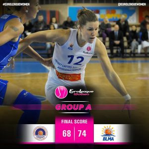 Congratulations to BLMA as they make a winning return to #EuroLeagueWomen: @mers…