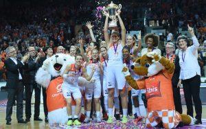 Tango Bourges Basket 2016 EuroCup Women Champions