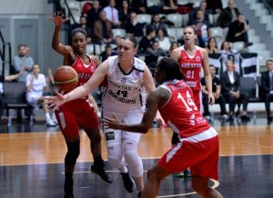 EuroCup Women Semi-final Matchs 2016