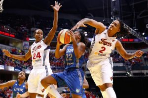 WNBA Finals Set – Lynx vs Fever Rematch