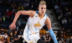 Elena Delle Donne WNBA MVP