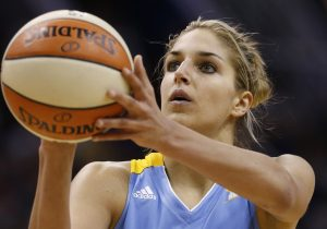 WNBA All-Star Game Starters & Reserves Named