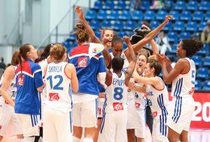 Eurobasket Semifinals Set
