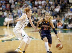 Katie Douglas Retires 14 Years of WNBA Excellence