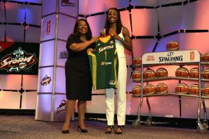 2015 WNBA Draft Picks Results