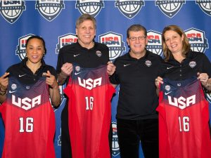 US Basketball 2016 Rio Olympics Coaches Announced