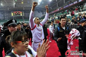 Maya Moore Leads China Team Shanxi To Back to Back Championships