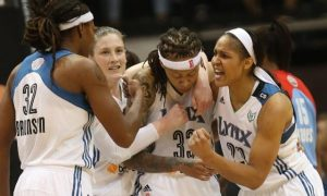 Minnesota Lynx Rout Atlanta Dream Anew To Move One Win Away From WNBA Title