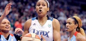 Minnesota Lynx Blows Out Atlanta Dream 84-59 In Game 1 Of WNBA Finals