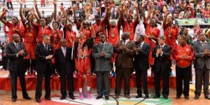Angola Retains Title With 64-61 OT Win Over Mozambique In AfroBasket Women 2013