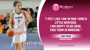 Even legends get nervous ! #EuroLeagueWomen    …