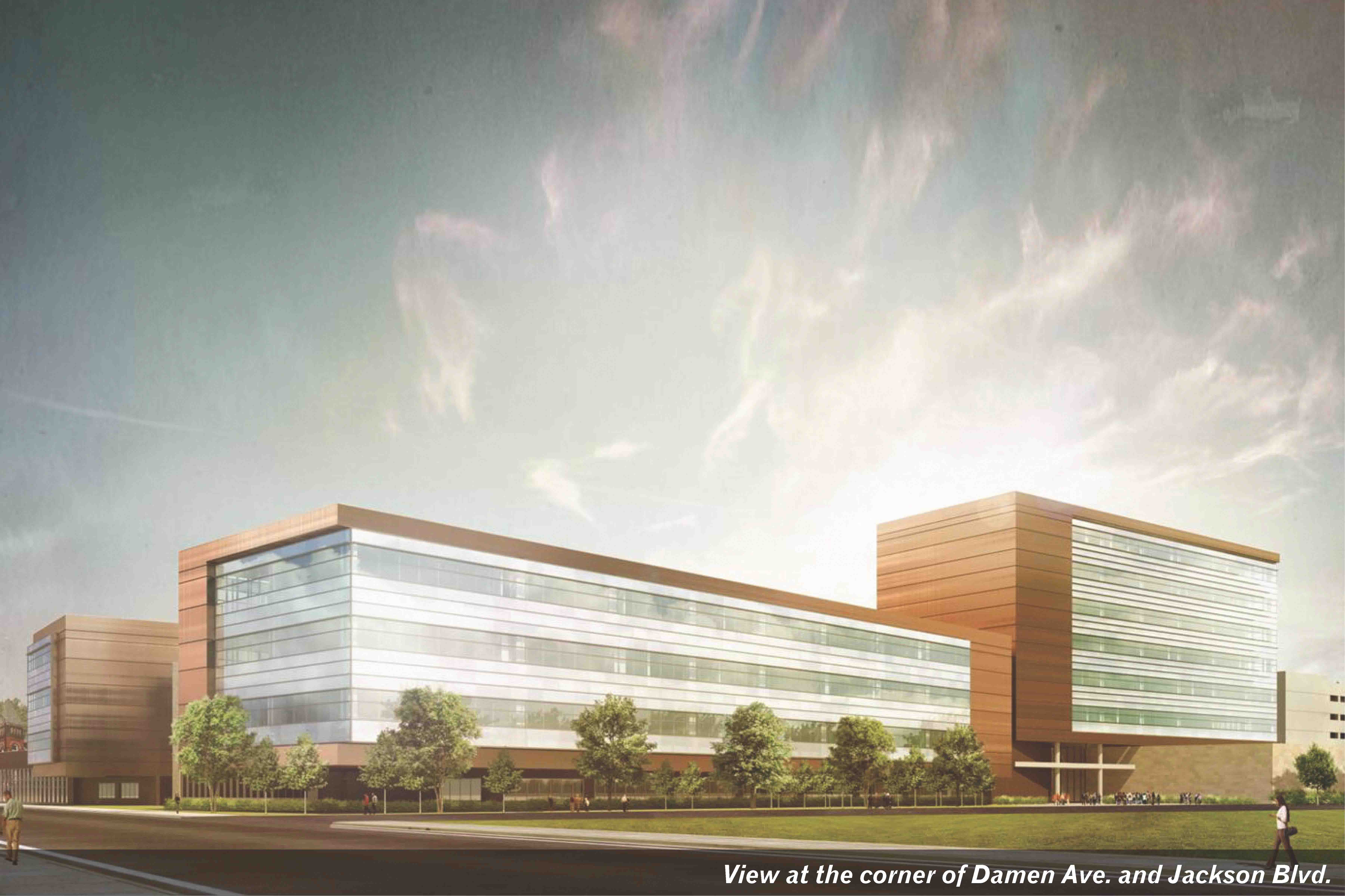 A look at the planned new 251 million malcolm x college wbez malvernweather Images
