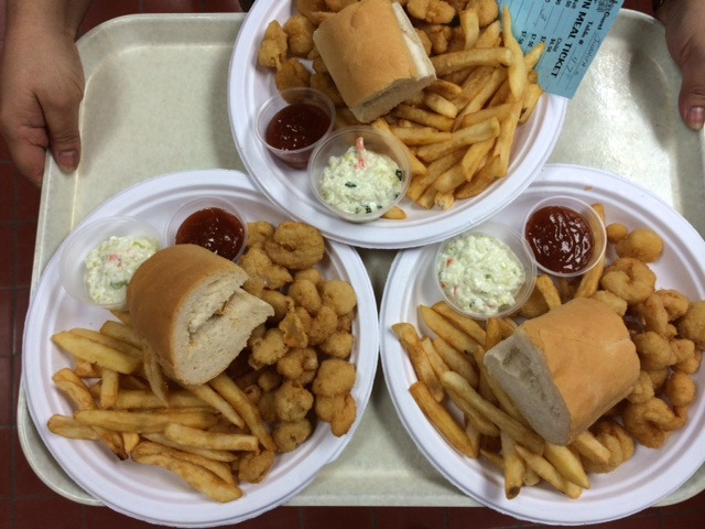 Fish fry dinners bring food community to catholics during for Sides to bring to a fish fry