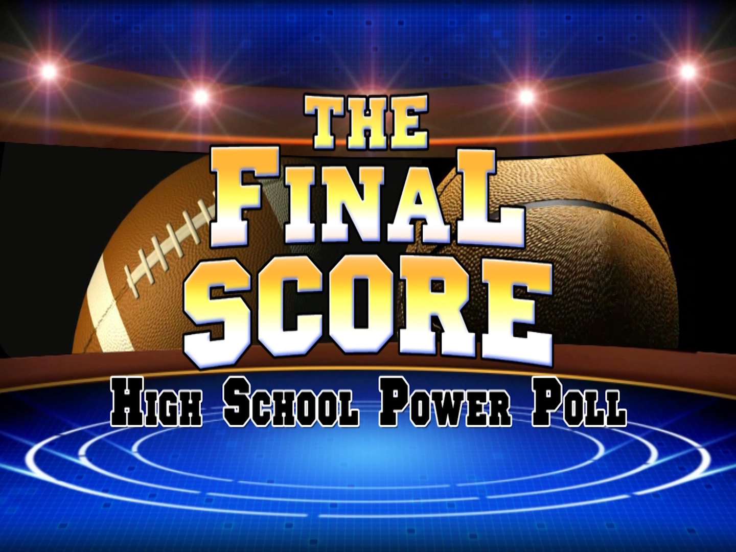 H.S. Football Power Poll – Week 13