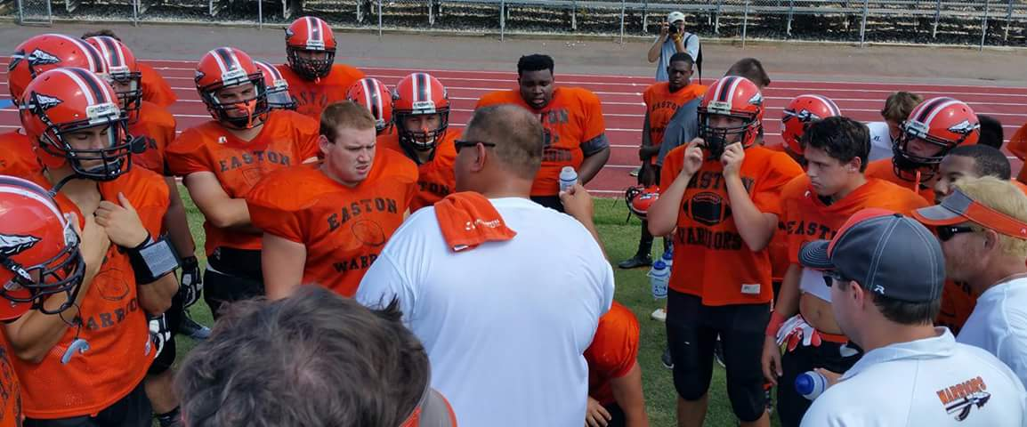 Interview of the Week – Matt Griffith, Easton Head Football Coach