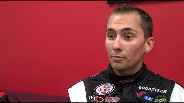 Local Driver Makes His NASCAR XFINITY Series Debut