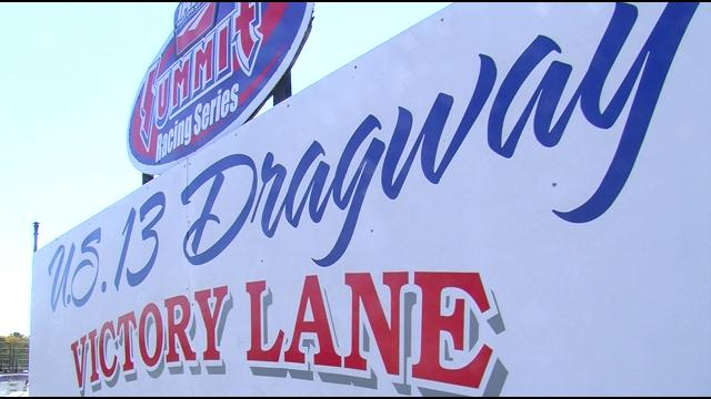 U.S. 13 Dragway in Delmar a Family Affair