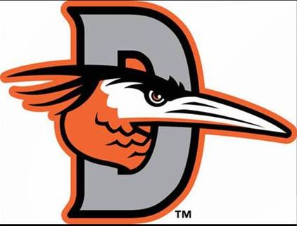 Dietz Named Orioles' Minor League Pitcher of Month