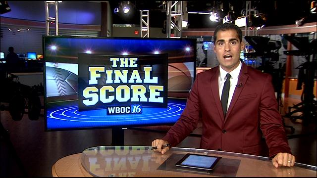 WBOC Sports Report – Wednesday, September 16th