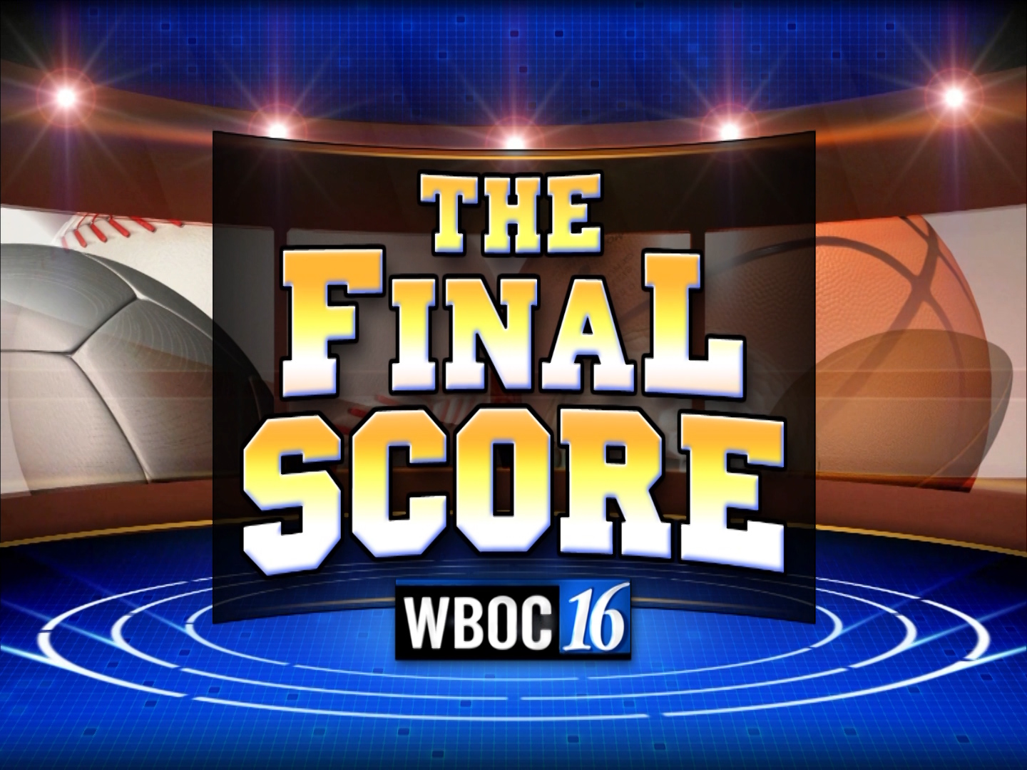 The Final Score Week 9 Football – Friday November 11, 2016 Part 2