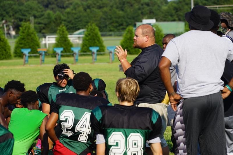 Interview of the Week – Brendan Riley, Parkside Football Head Coach