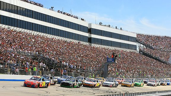 2016 Dover International Speedway NASCAR Schedule Announced
