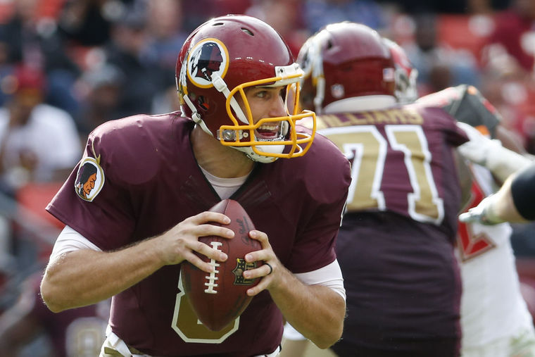 Redskins Look To Keep Playoff Hopes Alive At Chicago