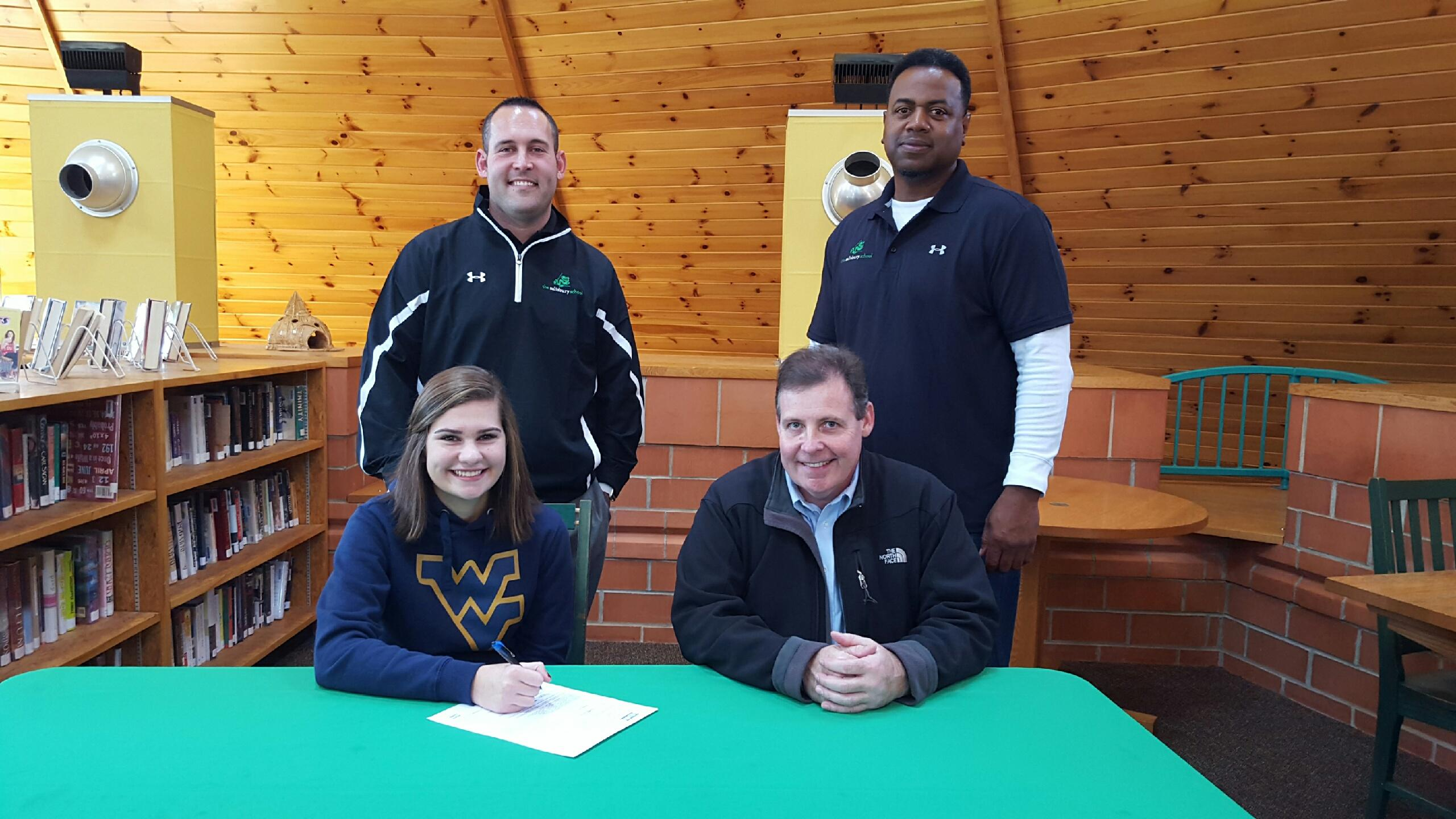 Salisbury's Morgan Phillips Earns Rifle Scholarship at WVU