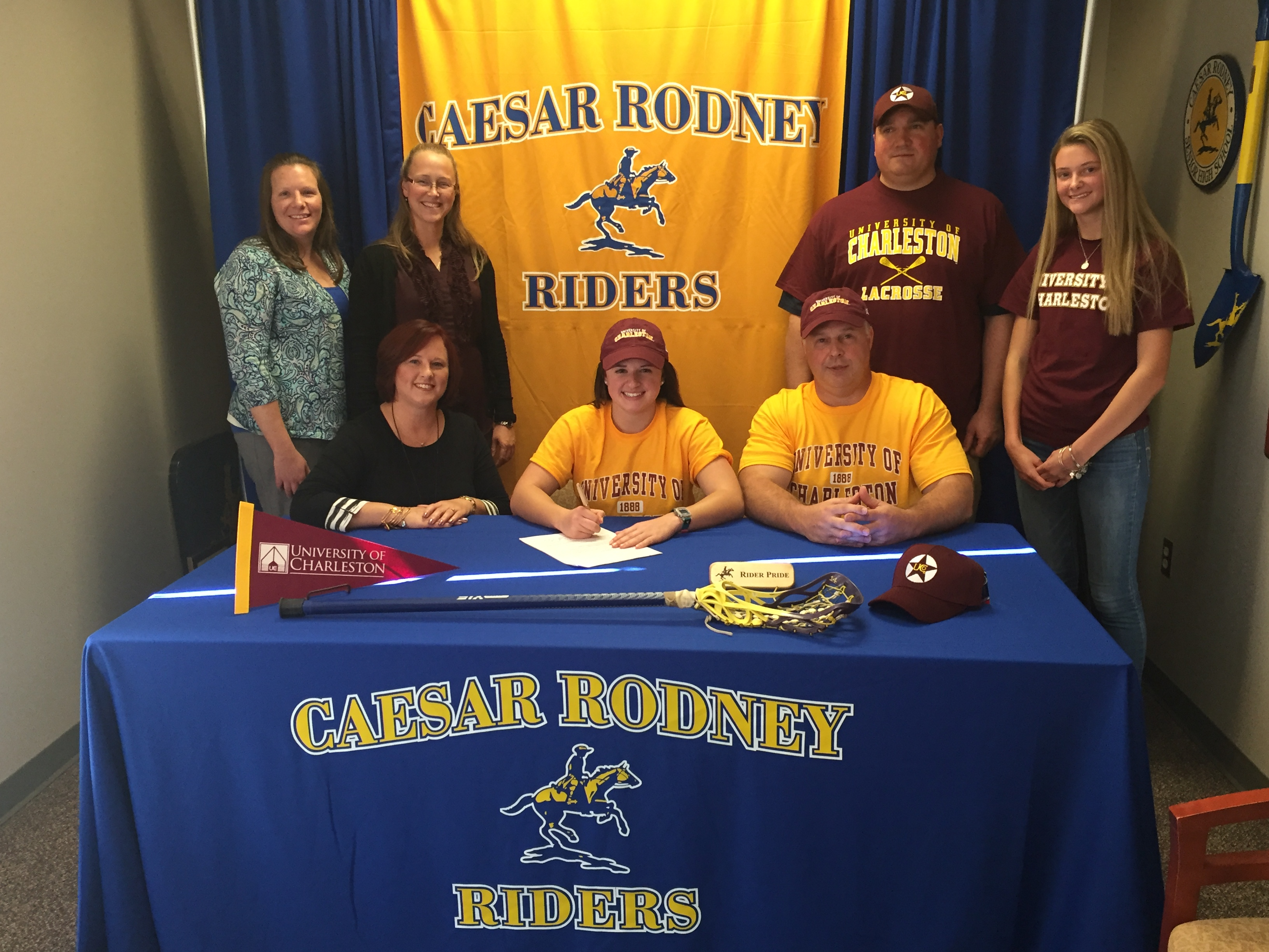 McGowan Joins University of Charleston (WV) Lacrosse Program