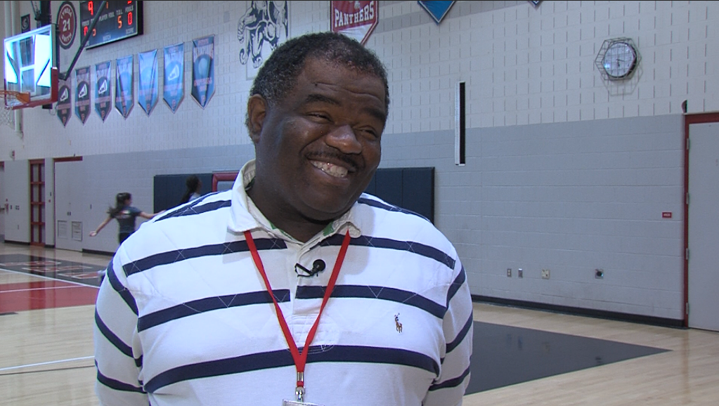 Polytech Panthers Head Basketball Coach on 2015/16 Season: 'It's Just About Heart.'