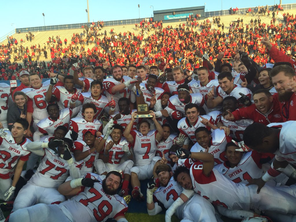Smyrna Ready To Defend State Title