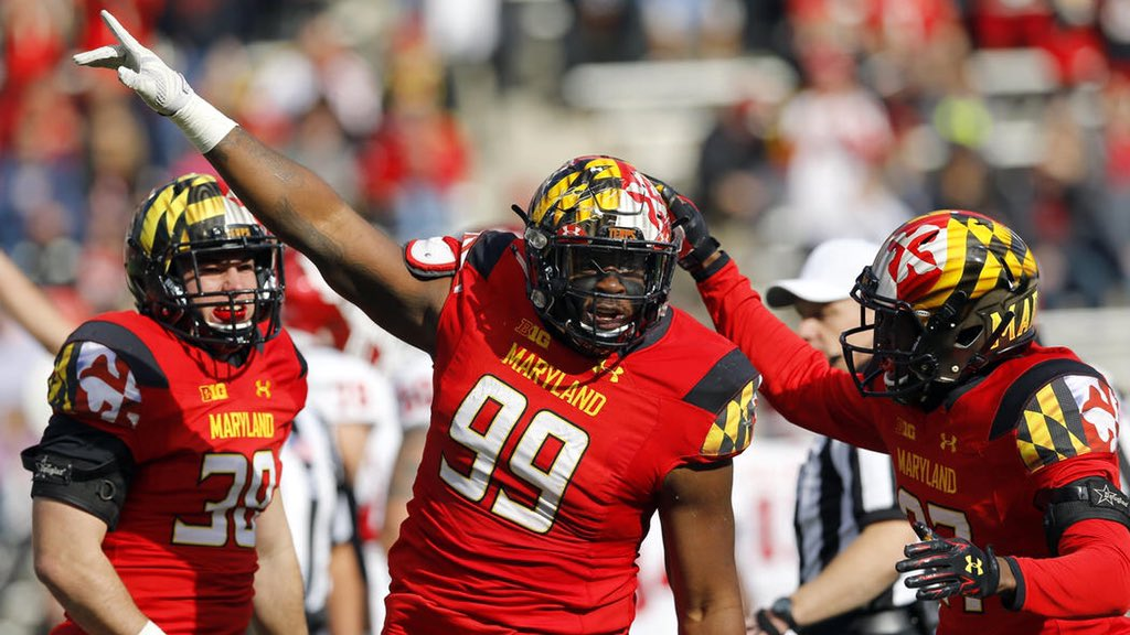 Terrapins' Quinton Jefferson to Declare for 2016 NFL Draft