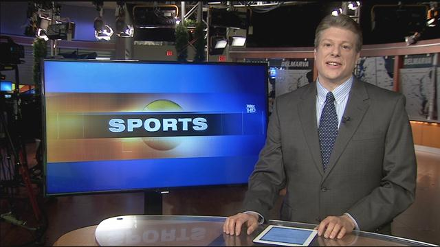 WBOC Sports Report – Monday January 18, 2016