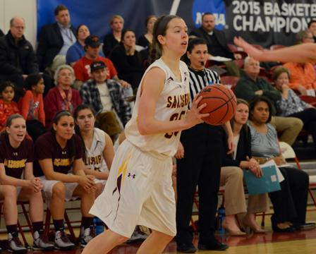 Interview of the Week – Julia McLaughlin, Salisbury Univ. Women's Basketball