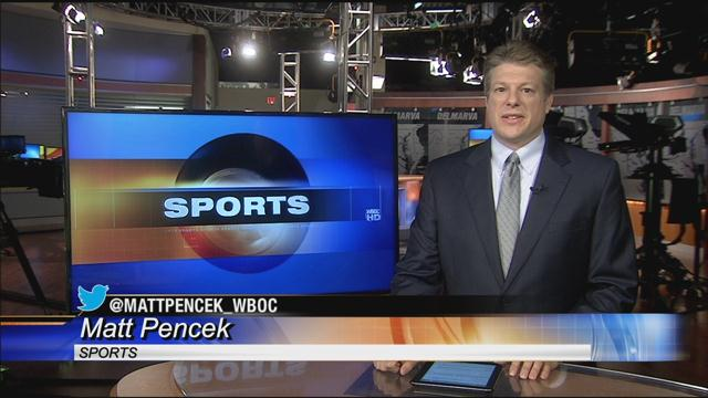 WBOC Sports Report – Tuesday May 3, 2016