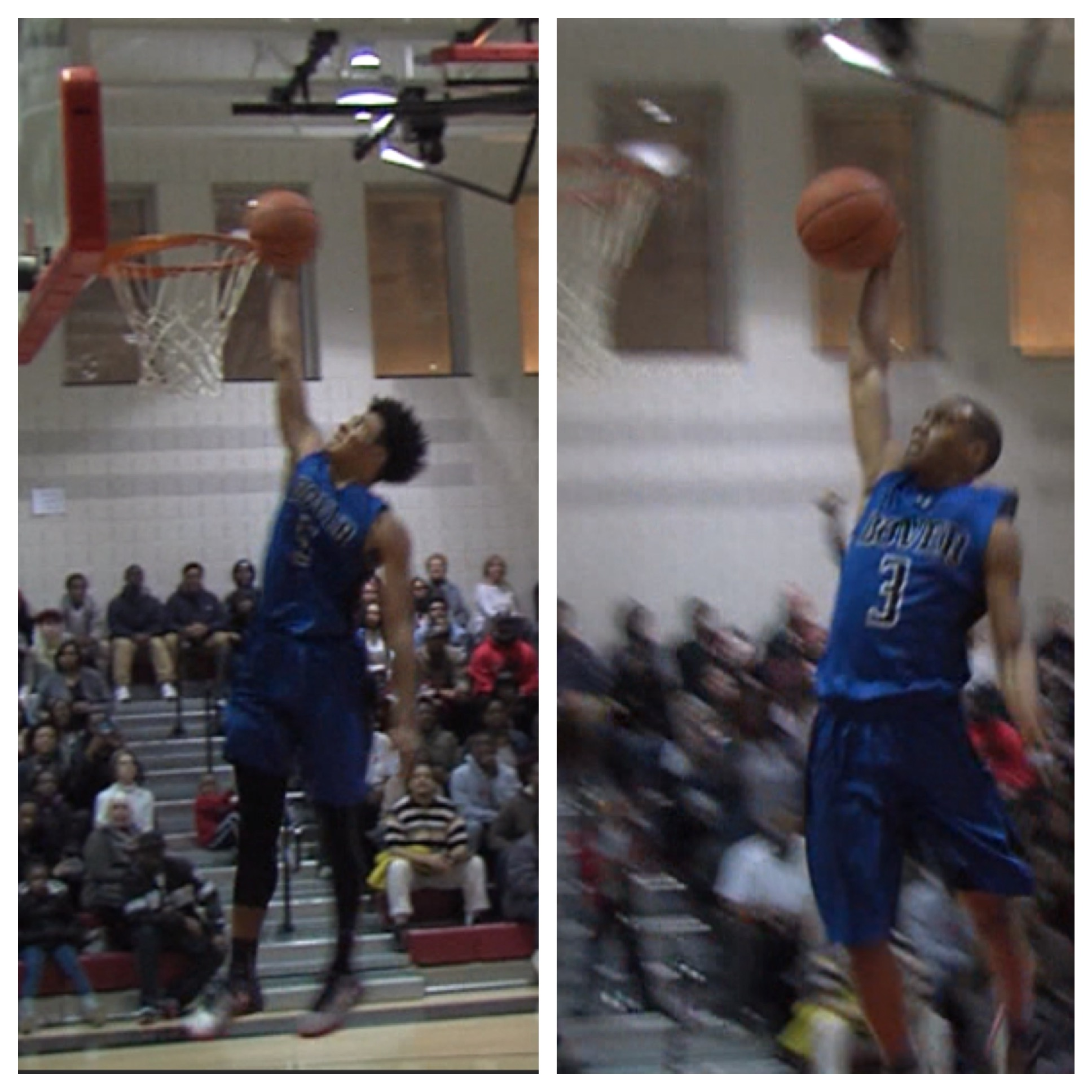 Dunk of the Week: Dover's Jordan Allen and Tre'Vonne Moore