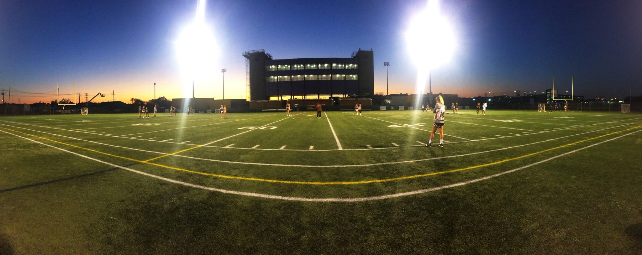 Salisbury University WLAX Enters 2016 Season as No. 9 Team in the Country
