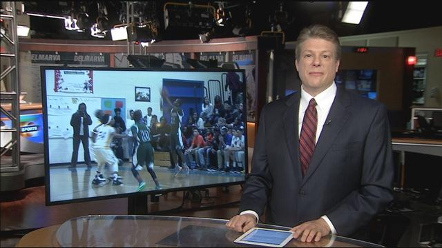 WBOC Sports Report – Monday March 14, 2013
