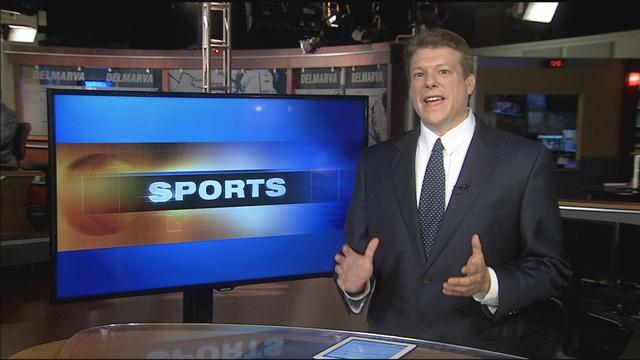 WBOC Sports Report – Monday April 11, 2016