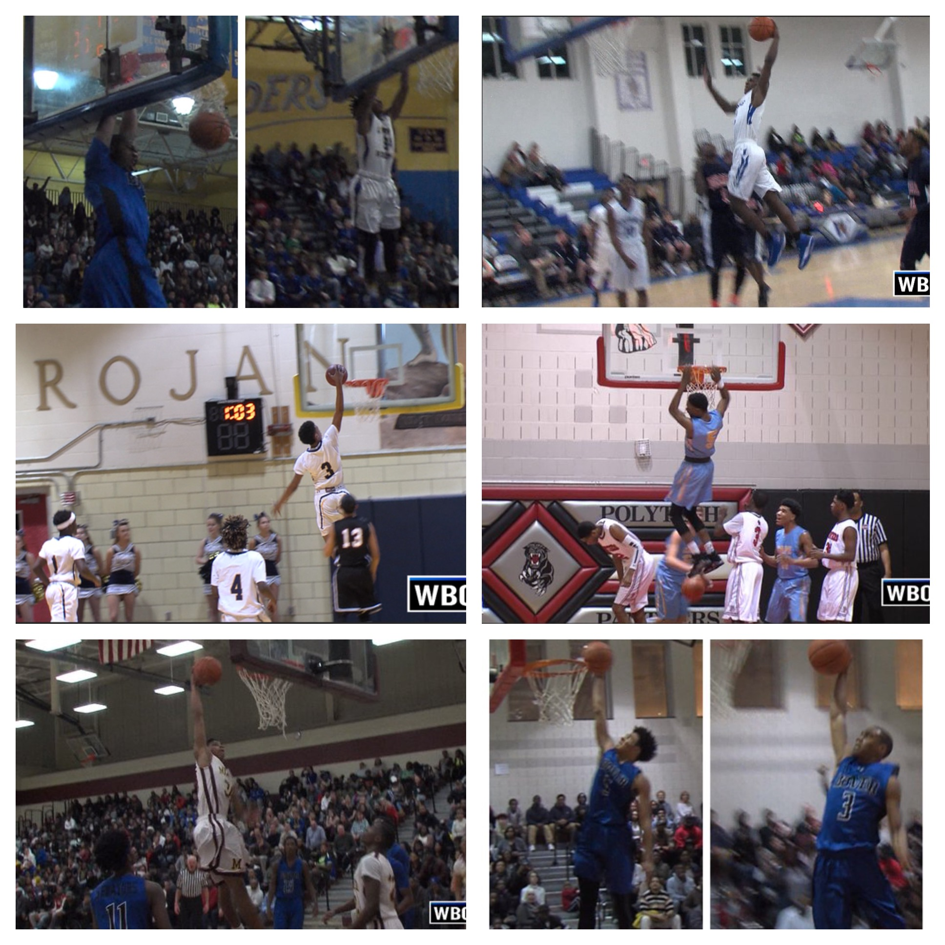 2015/16: H.S. Top 10 Dunks of the Year