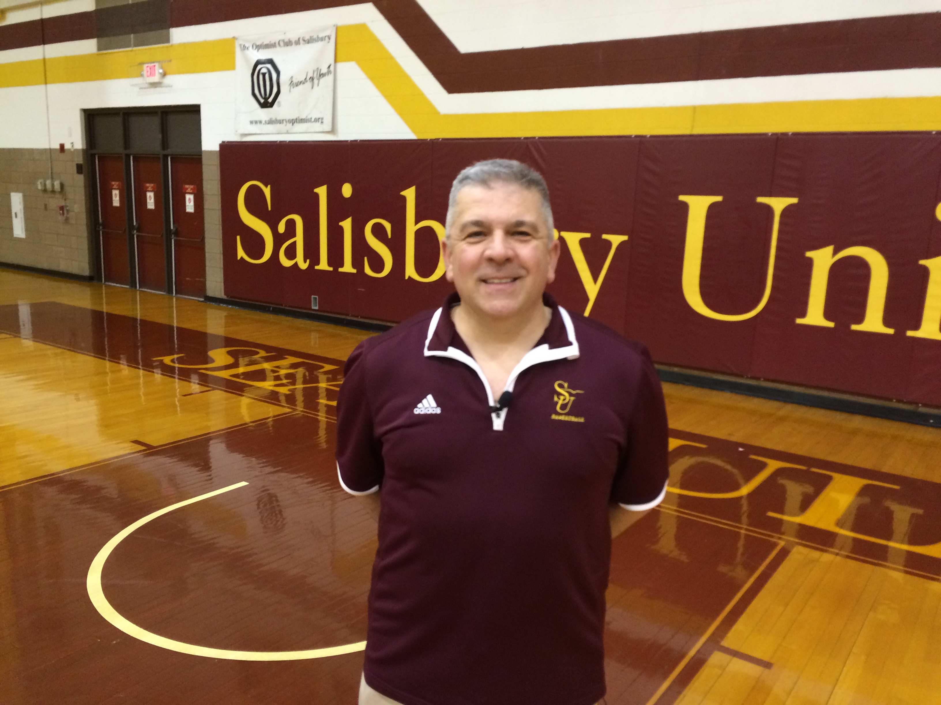 Interview of the Week – Salisbury University Men's Basketball Coach Andrew Sachs