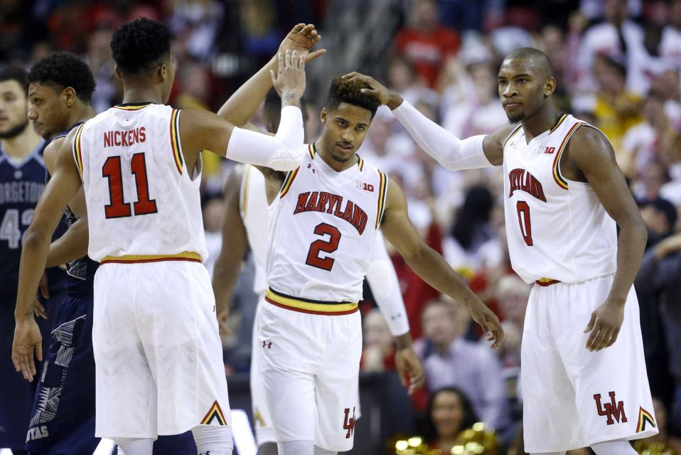 Maryland Holds On For Win Over South Dakota State
