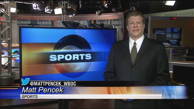 WBOC Sports Report – Monday May 1, 2017