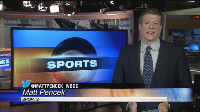 WBOC Sports Report – Monday May 9, 2016