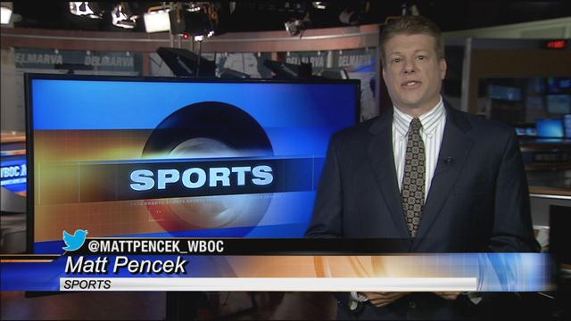 WBOC Sports Report – Thursday December 1, 2016